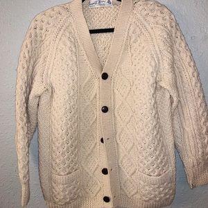 Joseph F heron 100% wool handmade